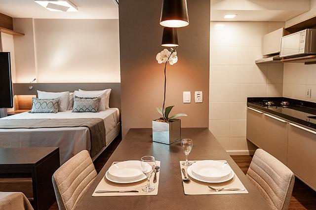 Hotel Quality Porto Alegre incorpora apartamentos de edifício anexo