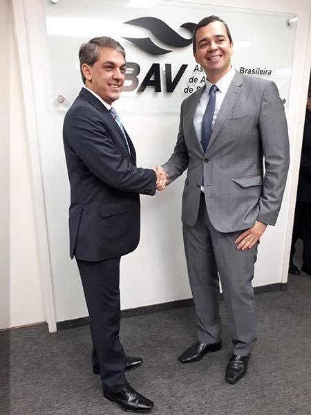 Fernando Santos assume a presidência da ABAV-SP