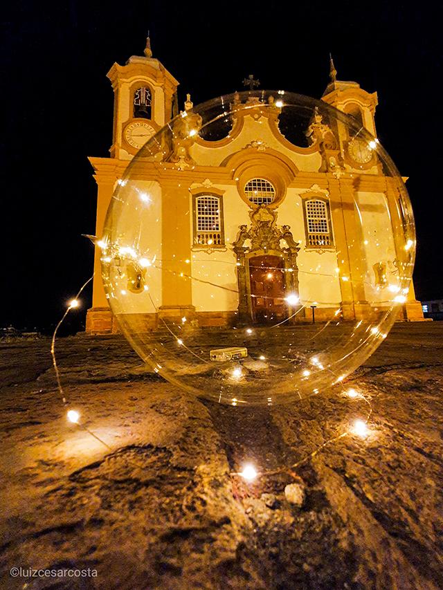 Tiradentes (MG) anuncia Natal iluminado