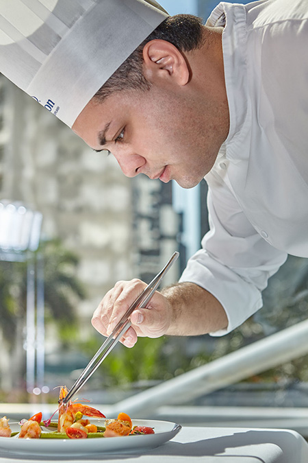 Hilton Colombo Residences, no Sri Lanka, recebe chefs brasileiros para festival