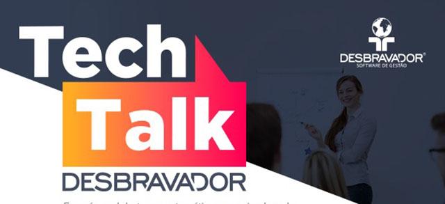 Desbravador Software promove Tech Talk #07, evento de Tecnologia na Hotelaria