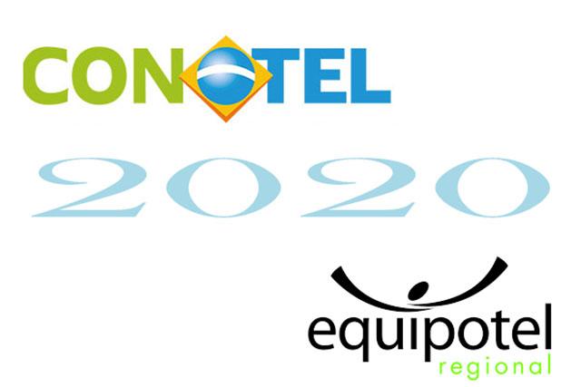 Equipotel Regional foi adiada para o próximo ano e Conotel acontecerá na 58ª Equipotel