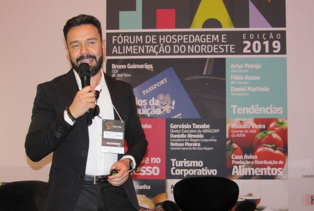 Rodolfo Nascimento fala sobre a Central de Produção de Alimentos da Aviva na HFN
