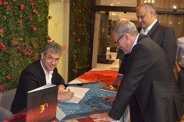 BSH International lançou livro contando os 30 anos de atividades