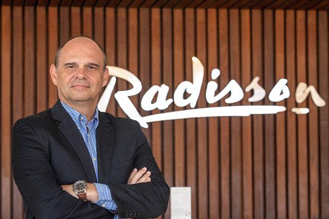 Hotel Radisson Aracaju (SE) apresenta novo Gerente geral