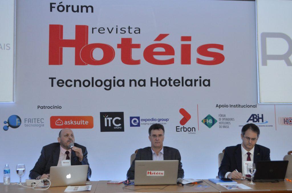 Lei Geral de Proteção de Dados é tema no Fórum de Tecnologia na Hotelaria