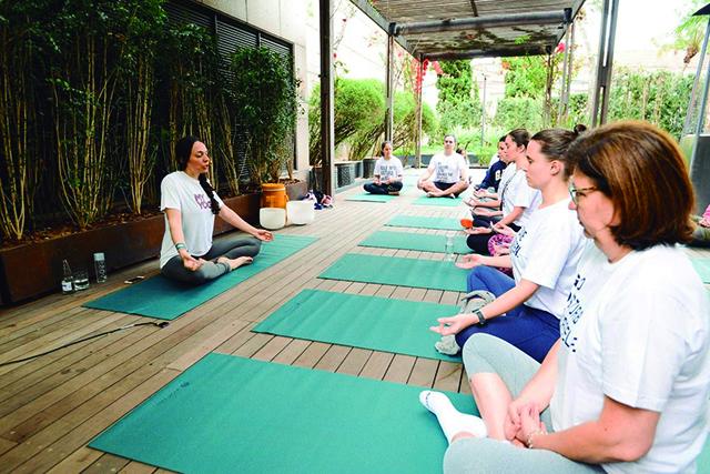 Hotel Pullman (SP) promove manhã de relaxamento para clientes