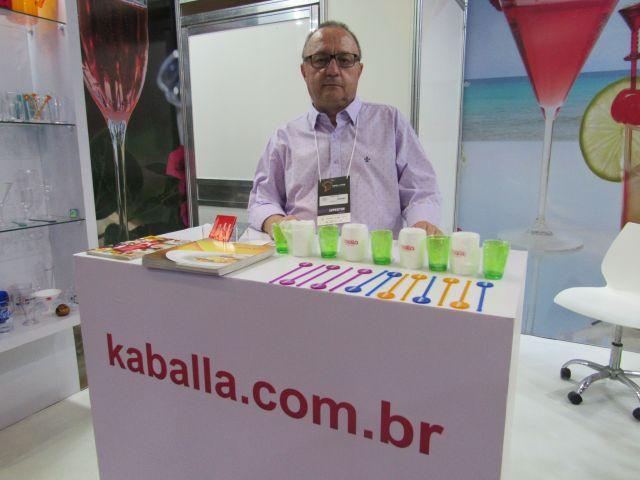 Kaballa leva novidades para o Nordeste em participação na 2ª HFN