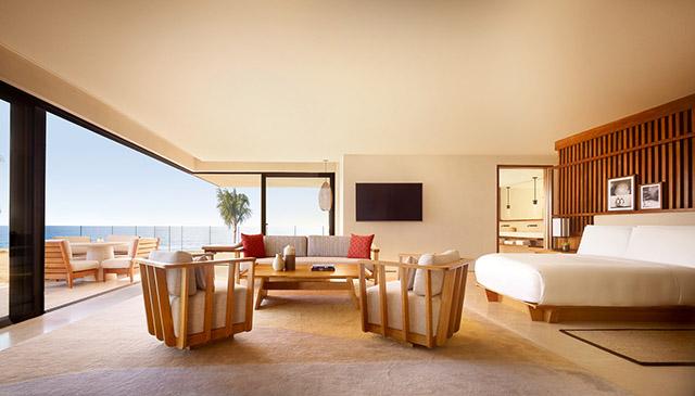 Nobu Los Cabos reabre para uma experiência de luxo ao estilo oriental
