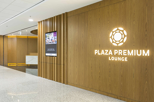 Novo drinque no Plaza Premium Lounge é atração até o fim do ano
