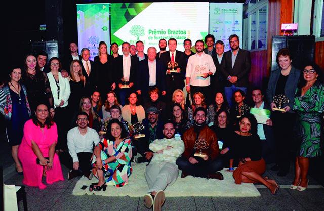 Vencedores do Prêmio Braztoa de Sustentabilidade são anunciados