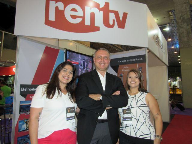 RenTV abre operação no Recife com participação na 2ª HFN