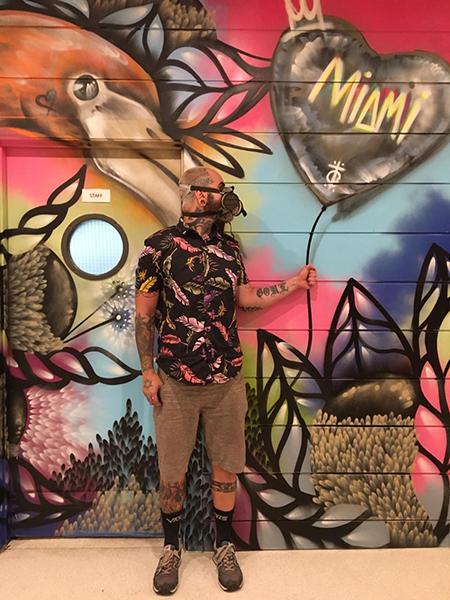 Pestana South Beach nomeia Tico Canato como embaixador durante a Art Basel 2019