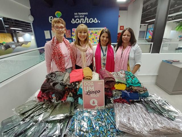 Prime Vacation faz doação à Liga Feminina de Combate ao Câncer de Gramado (RS)