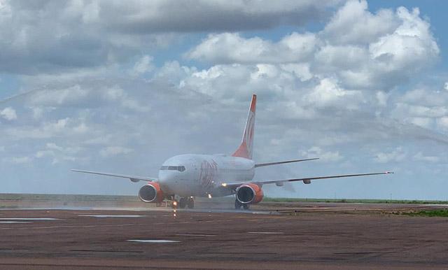 Sinop (MT) é o novo destino operado pela Gol Linhas Aéreas