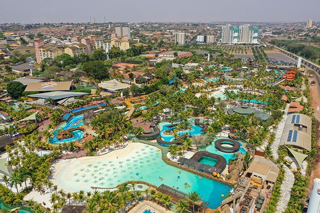 Olimpia é a segunda cidade paulista com mais leitos hoteleiros