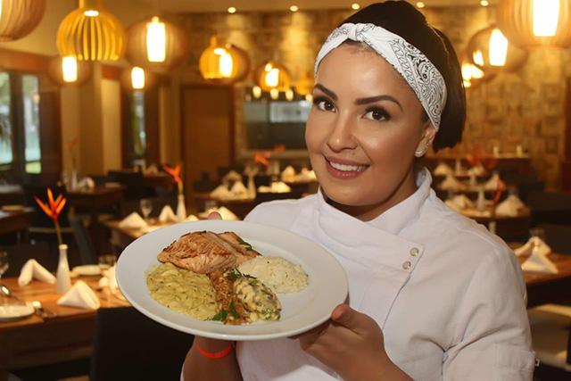 Cana Brava All Inclusive (BA) incrementa menu do restaurante Coco Dendê