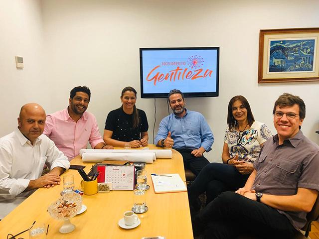 ABIH-MG firma parceria com o Movimento Gentileza pensando em ações sociais