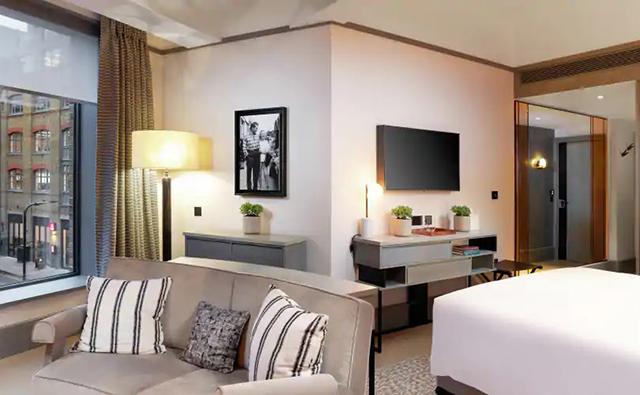 Hilton inaugura unidade da Curio Collection em Londres (Reino Unido)