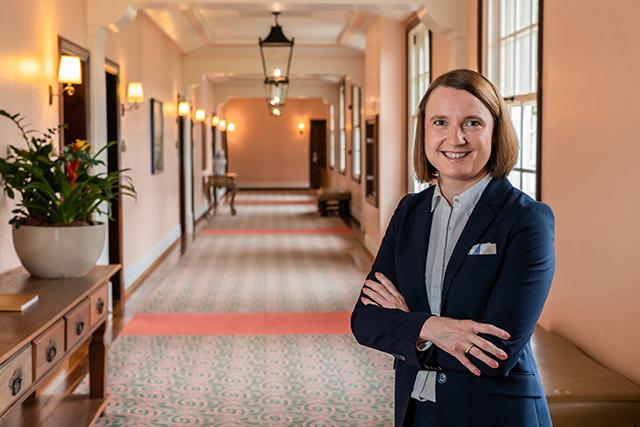Andrea Emmerling é a nova Gerente geral do Belmond Hotel das Cataratas