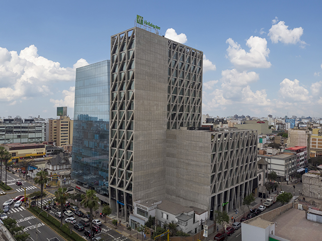 Em expansão, IHG abre sua 5ª propriedade no Peru