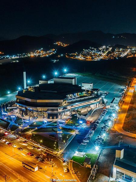 Hard Rock International reformula Arena Petry em Florianópolis (SC)