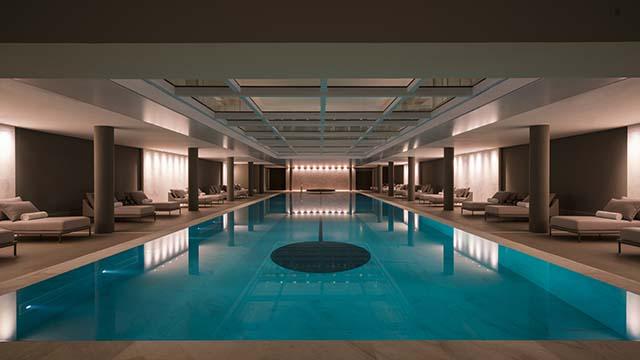 Palácio Tangará oferece acesso especial às piscinas para não hóspedes
