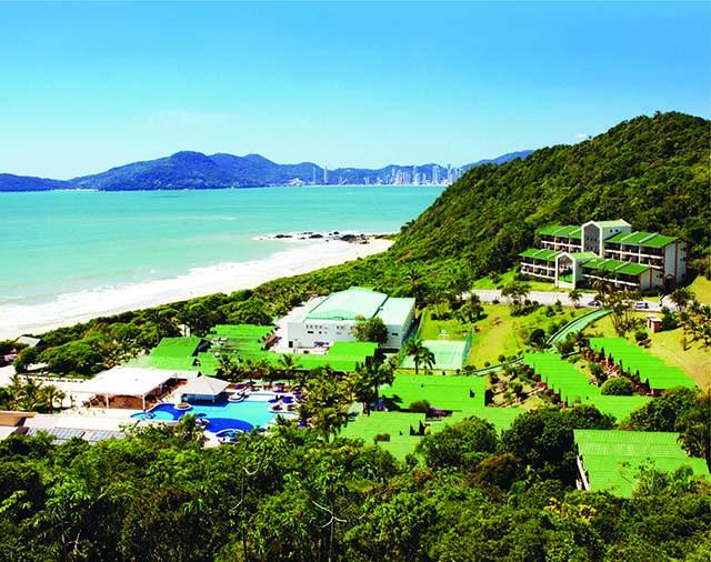 Infinity Blue Resort & Spa oferece o Day Use aos seus visitantes