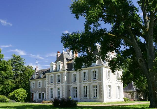 Hotel de luxo no Vale do Loire, na França, abre reservas