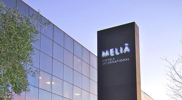 Meliá é nomeada como rede hoteleira mais sustentável do mundo