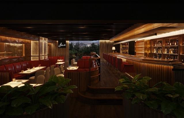 Frank Bar começa 2020 com novo projeto arquitetônico