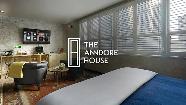 Com ajuda da Nonius, nova tecnologia é implantada no The Anndore House
