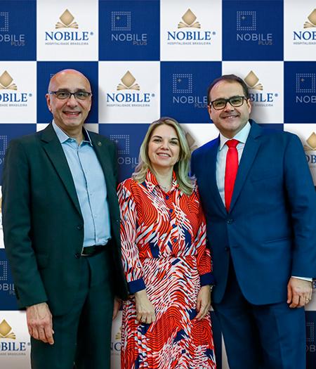 Nobile Hotéis celebra 12 anos consolidada nos mercados nacional e internacional