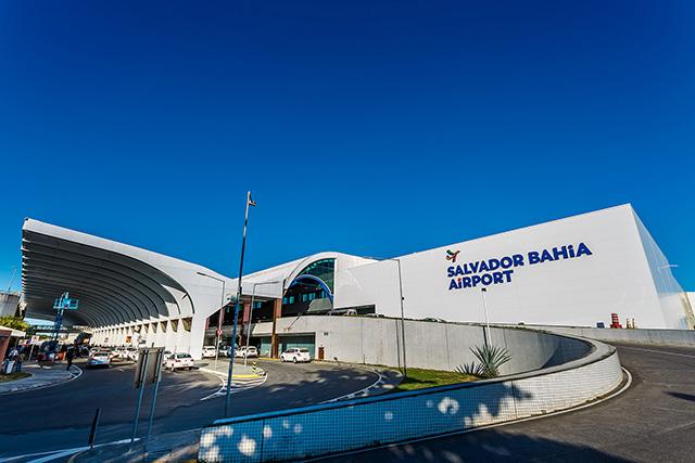 Salvador Bahia Airport recebe novos aparelhos de ar condicionado