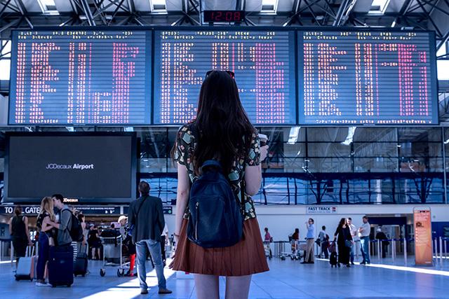 Empresas aéreas registram 91,6% de pontualidade na alta temporada
