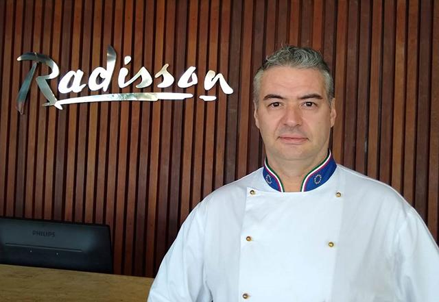 Radisson Hotel Aracaju começa o ano com novo Chef de cozinha