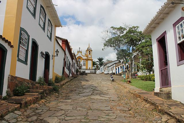 Cidade de Tiradentes (MG) comemora seu 302º aniversário