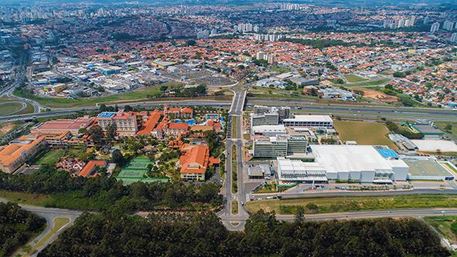 Complexo Royal Palm Campinas (SP) divulga seu desempenho em 2019