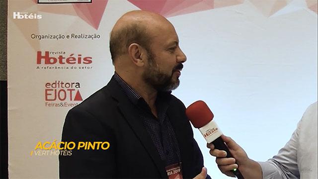 Entrevista com Acácio Pinto, Diretor de operações da Vert / Atlantica Hotels