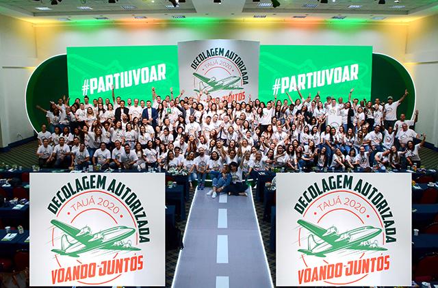Grupo Tauá de Hotéis celebra crescimento em Convenção de Vendas