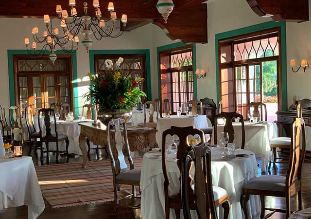 Belmond Hotel das Cataratas cria menu especial para o Dia de São Valentim