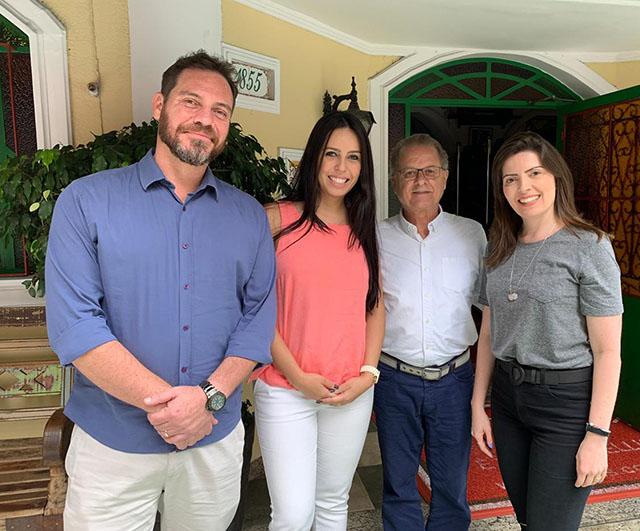 Fohb e Equipotel renovam parceria estratégica