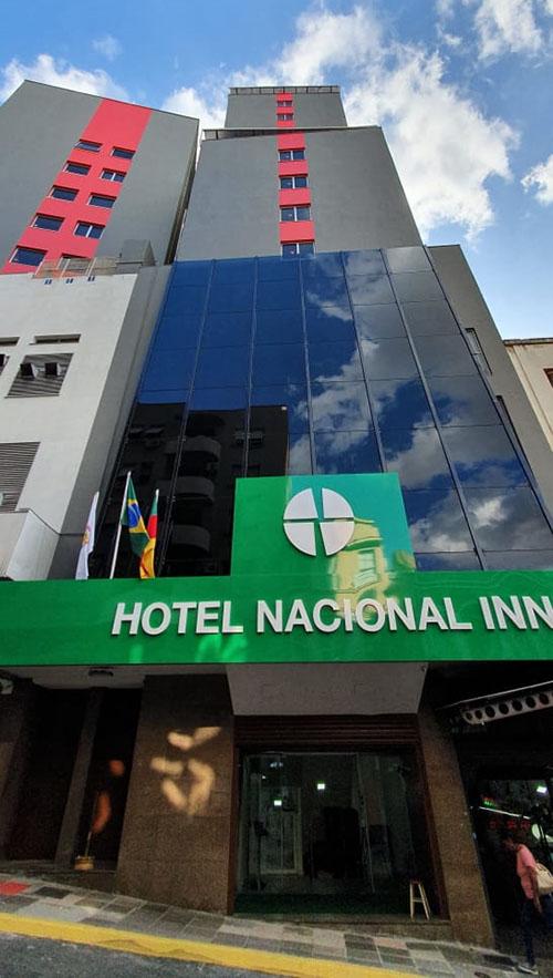 Rede Nacional Inn adquire ex-Tulip Inn Porto Alegre (RS)