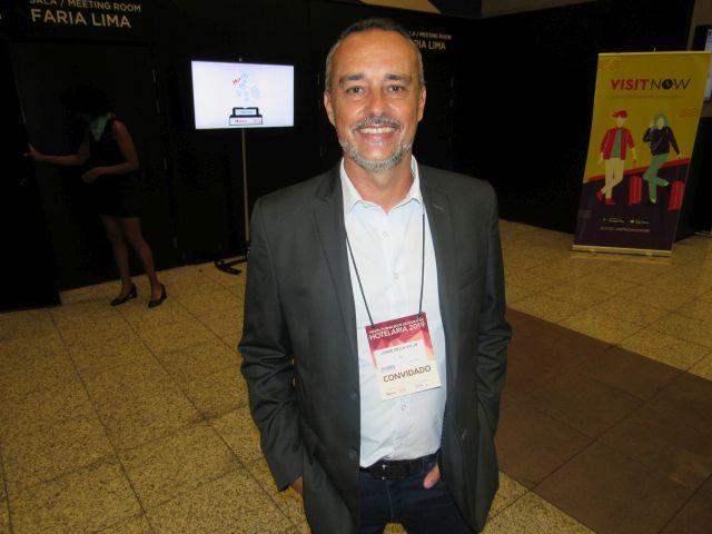 Jorge Della Via Jr. é o novo Head de Tecnologia da Informação na GJP Hotels & Resorts