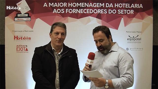 Marcelo Pompeo da Silva, Diretor geral da Desbravador Software de Gestão Hoteleira