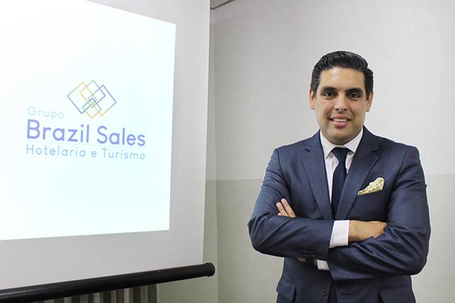 Brazil Sales quer atingir a marca de 150 hotéis em 2020