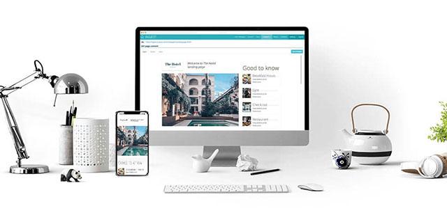 B-Guest permite rentabilizar ao máximo a landing page do seu Wi-Fi