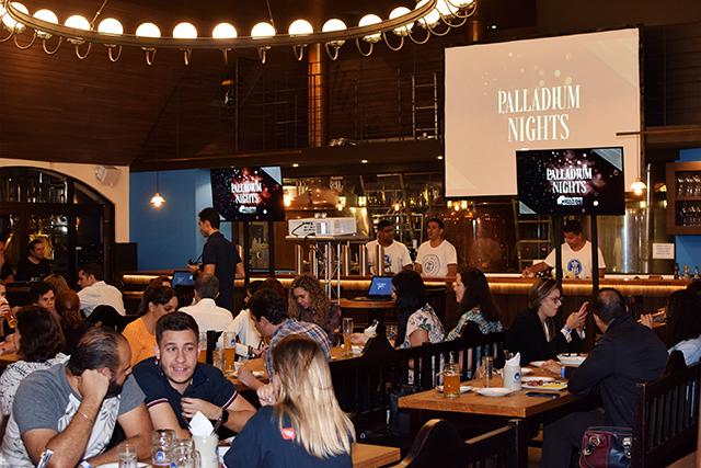 1ª edição da Palladium Nights é realizada em Belo Horizonte