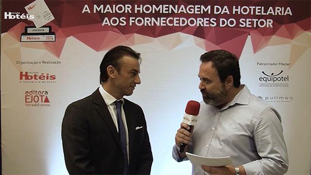Entrevista com Patrick Mendes, CEO da Accor na América do Sul