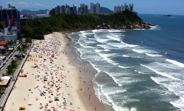 Hotéis no Guarujá (SP) alcançam 85% de ocupação no Carnaval